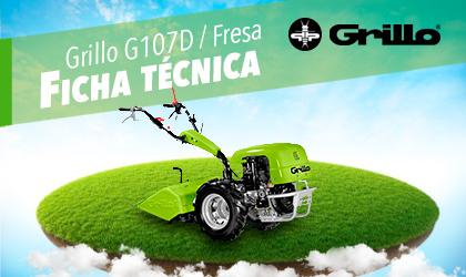 Grillo G107D Fresa