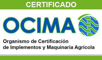 Certificado OCIMA