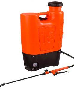 Stocker - Mochila pulverizador eléctrico