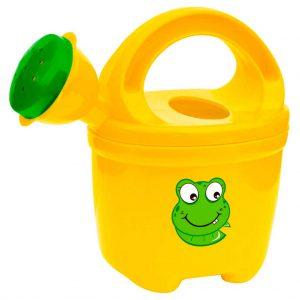 Stcoker - regadera amarilla para niños