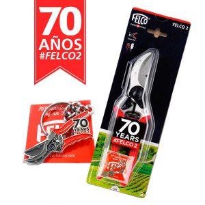 P077 Kit edición limitada 70 aniversario Felco 2