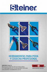 Catálogo Steiner 2019
