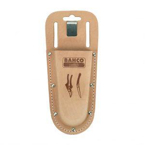Bahco - Funda de cuero para tijeras de poda PROF-H